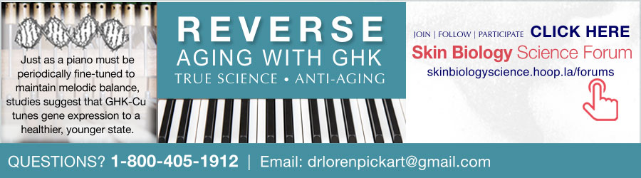 Reducing the Diseases of Human Aging with GHK-Cu | Help Hair